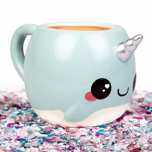 Narwhal Gifts for the Sea Unicorn Lovers Narwhal Mug