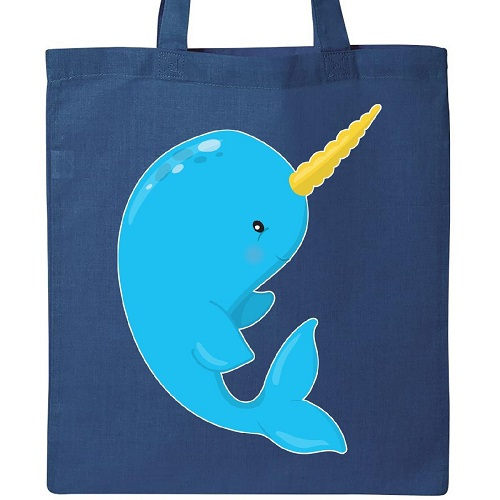 narwhal-lover-gifts Narwhal Tote Bag