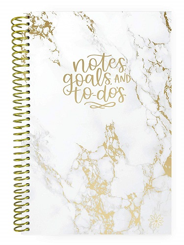 Notes Goald And To-Dos Notebook