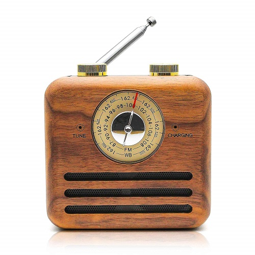 Greadio Retro Speaker Radio