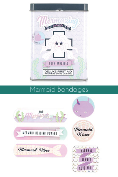 NPW Mermaid Ouch Plasters