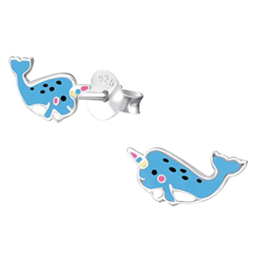 narwhal-lover-gifts narwhal Stud Earrings
