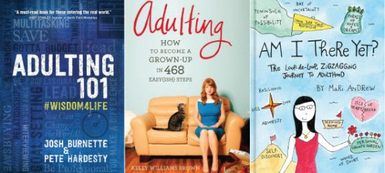 Self-help books for college graduates