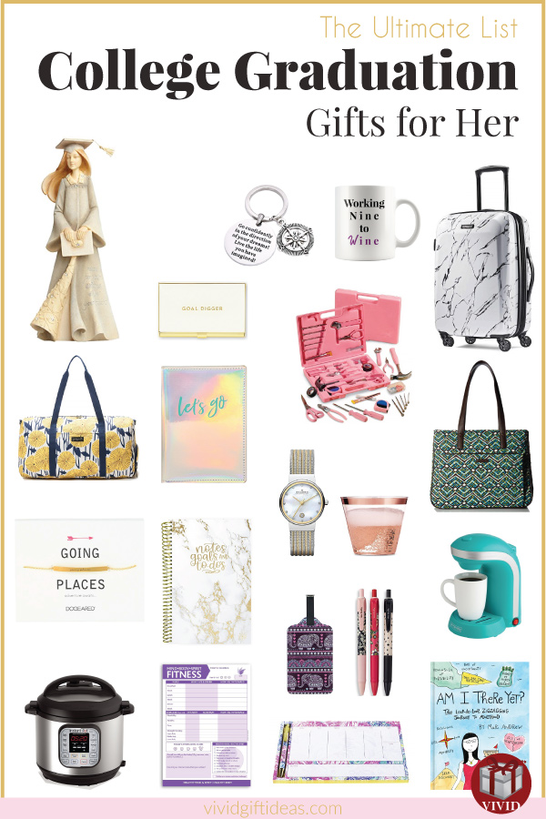 College graduation gifts for daughter