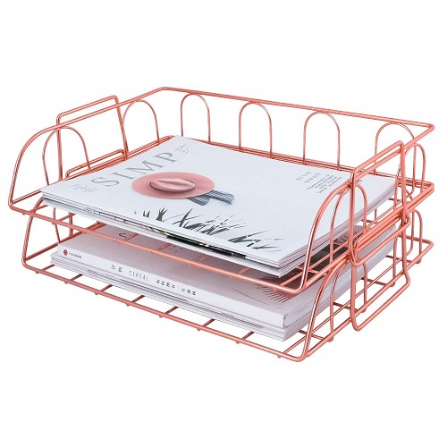 Stackable Office Tray Organizer