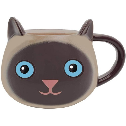 Siamese Cat Mug | Cat Coffee Mugs