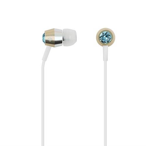 Kate Spade Aquamarine Earbuds