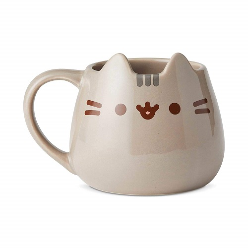 Pusheen Sculpted Mug | Cat Coffee Mugs