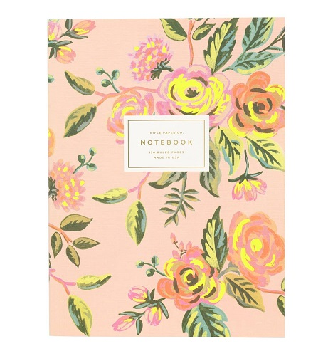 Rifle Paper Co Jardin de Paris: A Notebook