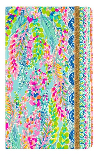 Lilly Pulitzer Catch The Wave Journal