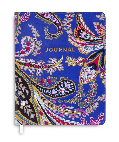 Vera Bradley Leatherette Journal - Large