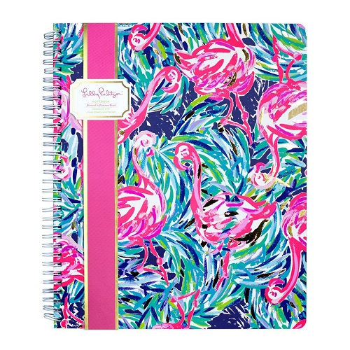 Lilly Pulitzer Notebook: Flamenco Beach