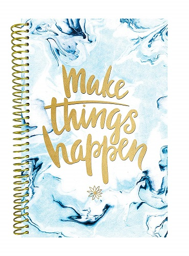 Make Things Happen Notebook