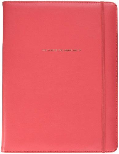 Kate Spade Pink Business Padfolio