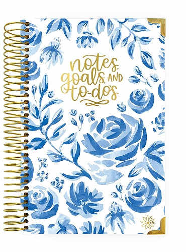 bloom daily Undated Daily Bound to-Do List Book