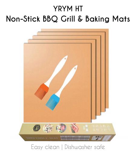 YRYM HT Non-stick Grill/Baking Mat