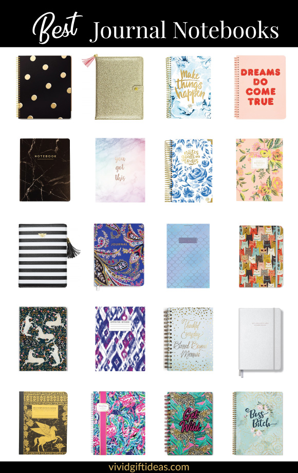 Best Notebooks for Bullet Journaling