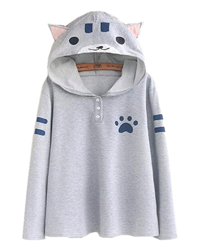 GK-O Kawaii Sweatshirt