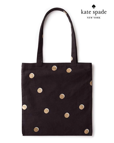 Kate Spade Canvas Book Tote