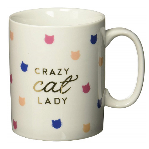 Cat Lady Mug | Cat Coffee Mugs