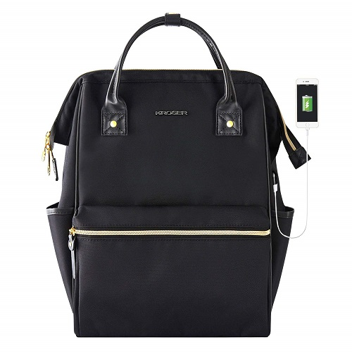 Minimalist KROSER Laptop Backpack