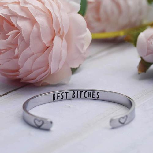 Friendship Best Bitchs Bracelet
