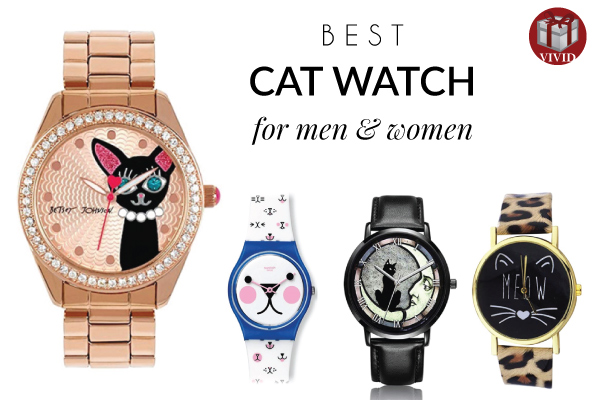 best cat watch collection