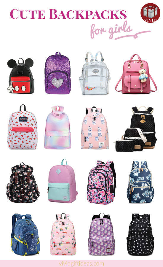 16 Cute Middle School Backpacks Cool