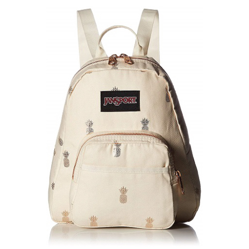 cute-mini-backpacks JanSport Half Pint FX Mini Backpack - Isabella Pineapple