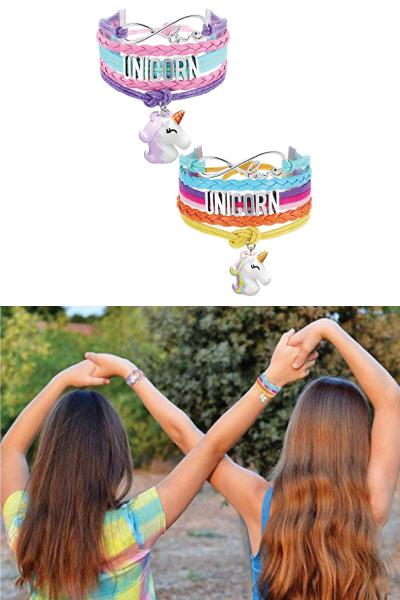 Unicorn Friendship Bracelet Set