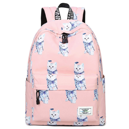Cat Laptop Backpack