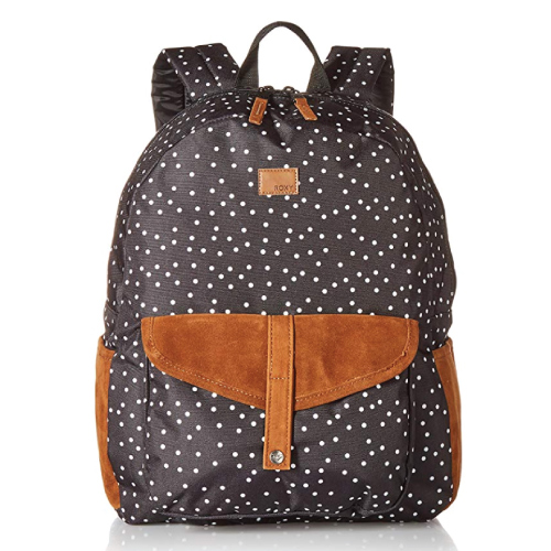 Trendy Roxy Women's Carribean Printed Backpack - Polka Dots