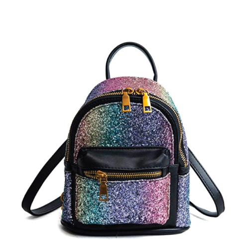 Cute SEALINF Bling Convertible Mini Backpacks
