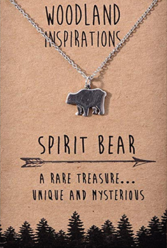 Spirit Bear Necklace