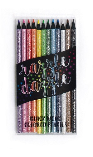 Razzle Dazzle Colored Pencils