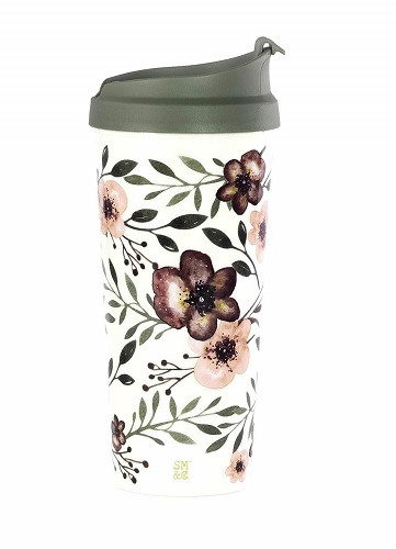 Steel Mill & Co Insulated Thermal Travel Mug