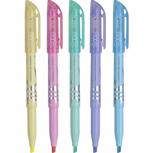 Pilot FriXion Erasable Pastel Highlighters | Teacher Supplies