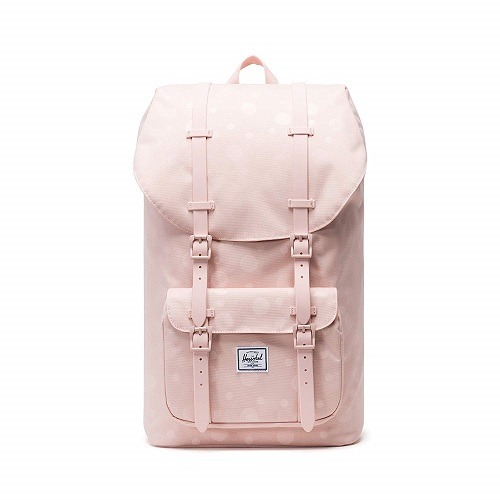 Herschel Little America Mid-Volume Backpack Pink-Back-to-School-Supplies