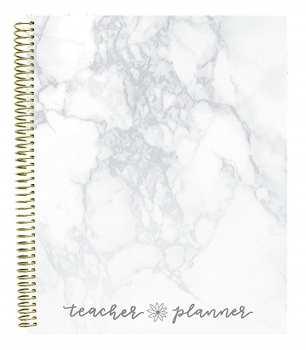 Undated Academic Year Teacher Planner