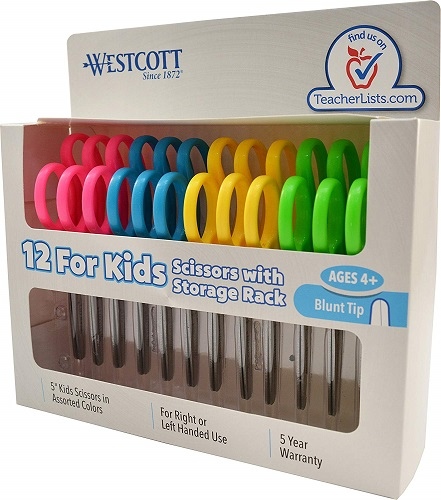 Westcott School Left and Right Handed Kids Scissors