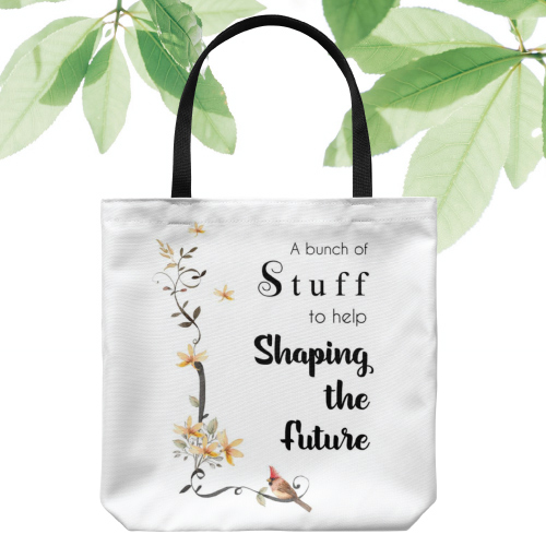 Shaping The Future Teacher Tote Bag