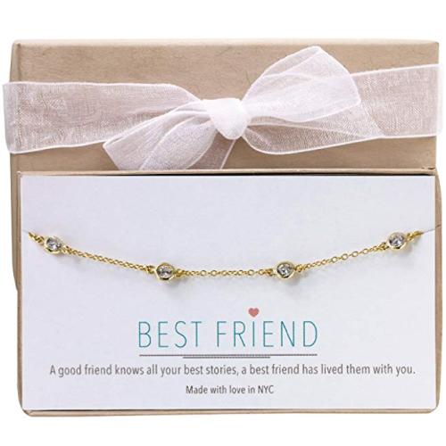Diamond by The Yard Best Friend Bracelet