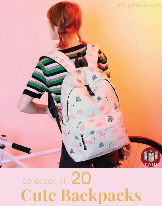 Collection of 20 Cute Backpacks For College and School