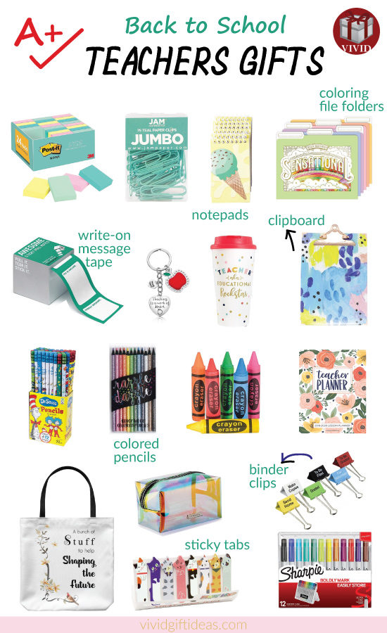 Back-to-School Gifts for Teachers