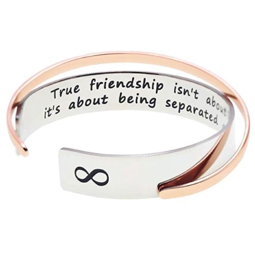 True Mis-Matched Friendship Bracelet