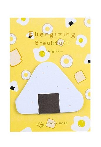 Onigiri Sticky Notes | Kawaii Stationery