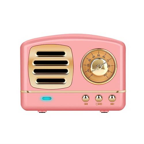 Dosmix Mini Retro Speaker | Teen Girl Stocking Stuffers