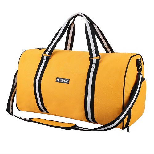 apollo walker Water Resistant Duffel Bag | going-to-college-gifts