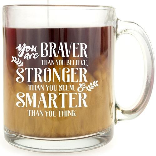 Winnie the Pooh Inspirational Quote Mug