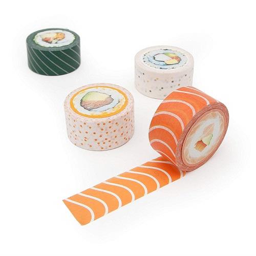 Suck UK Sushi Tape | Kawaii Stationery